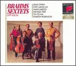 Brahms: String Sextets, Opp. 18 & 36 / Theme and Variations for Piano