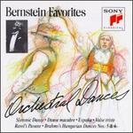 Bernstein Favorites: Orchestral Dances