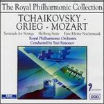 Tchaikovsky: Serenade For Strings/Grieg: Holberg Suite/Mozart: Eine Kleine Nachtmusik