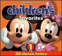 Children's Favorites, Vol. 1 [Disney] - Various Artists