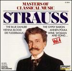 Masters of Classical Music, Vol. 4: Strauss