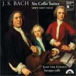 Bach: Cello Suites, BWV 1007-1012