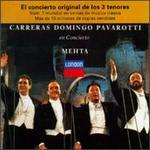 Carreras Domingo Pavarotti En Concierto
