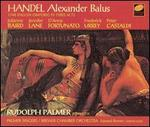 Handel-Alexander Balus 1748 English Oratorio in 3 Acts