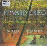 Edvard Grieg: Sonatas for Violin and Piano