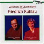 Kuhlau: Variations & Divertimenti, Vol. 1