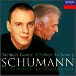 Schumann: Dichterliebe/Liederkreis