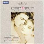 Prokofiev: Romeo and Juliet Suite; Love for Three Oranges Symphonic Suite