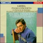 Strauss: Burleske In D/Franck: Variations Symphoniques/Grieg: Piano Concerto In A