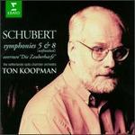 Schubert: Symphony Nos. 5 & 8/Die Zauberharfe Overture