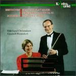 Schubert: Fantasy in C Major/Beethoven: Sonata in B Flat/Serenade in D Major