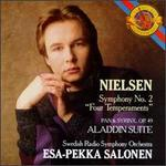 "Carl Nielsen: Symphony No. 2 ""Four Temperaments""; Pan & Syrinx, Op. 49; Aladdin Suite"