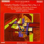 Complete Chamber Concertos, Vol. 1