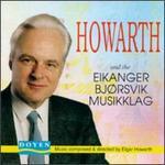 Howarth: Concerto for trombone; Cantabile