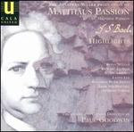 Bach St Matthew Passion-Highlights
