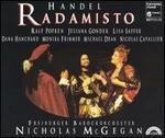 Handel-Radamisto / Popken, Gondek, Saffer, Hanchard, Frimmer, M. Dean, Cavalier, Freiburg Baroque Orch., McGegan