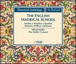 English Madrigal School