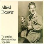 Alfred Piccaver-Complete Electric Rec. 1928-30