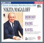 Claude Debussy: Children's Corner; Gabriel Faur�: Impromptu Nos. 2 & 3; Ravel: Valses nobles et sentimentales