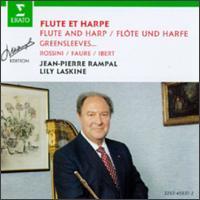 Flute & Harp - Jean-Pierre Rampal (flute); Lily Laskine (harp); Pierre Pasquier (viola)