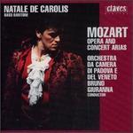 Mozart Opera and Concert Arias