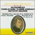 Great Chopin Performers Polonaise Op 53