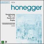 Honegger: Symphonies 1 - 5, etc