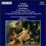 Salieri: Overtures