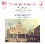 Vivaldi: Dresden Concerti, Vol.4