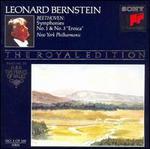 Beethoven: Symphonies Nos. 1, & 3-Eroica (Bernstein Royal Edition #3)