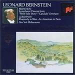 Bernstein: Symphony Dances from West Side Story; Candide Overture; Gershwin: Rhapsody in Blue