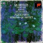 Debussy, Ravel, Dutilleux: Quartets