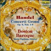 Handel: Concerti Grossi, Op. 6, Nos. 1-6 - Boston Baroque