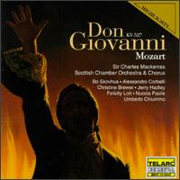 Mozart: Don Giovanni (Highlights) - Alessandro Corbelli (vocals); Bo Skovhus (vocals); Christine Brewer (vocals); Felicity Lott (vocals); Jerry Hadley (vocals);...