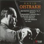 Oistrakh: Beethoven Sonata No.9 / Prokofiev Sonata No.1