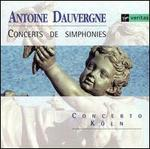 Dauvergne: Concertos