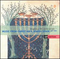 Secular Music from Christian and Jewish Spain - Hesp�rion XX