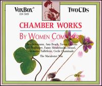 Chamber Works by Women Composers - Paul Freed (piano); Tamas Strasser (viola)
