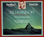 Rachmaninov: The 3 Symphonies