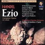 Handel-Ezio / Fortunato Baird Lane N. Watson Urrey Pellerin Manhattan Chamber Orchestra (2 Cds)
