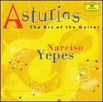 Asturias: The Art of the Guitar