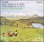 Dvor�k: Piano Quintet; String Quartet