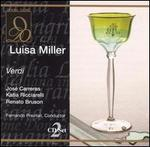 Verdi-Luisa Miller / Carreras, Ricciarelli, Bruson