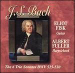 J.S. Bach the Six Trio Sonatas Bwv 525-530guitar