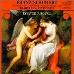 Schubert: Variations on a Waltz by Diabelli, etc.