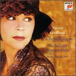 La Belle ?poque: The Songs fo Reynaldo Hahn