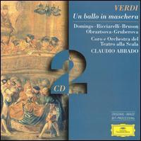 Verdi: Un Ballo in maschera - Edita Gruberov� (vocals); Giovanni Foiani (vocals); Katia Ricciarelli (vocals); Luigi de Corato (vocals);...