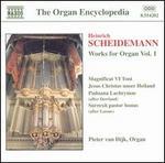 Scheidemann: Works for organ Vol.1