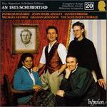 The Hyperion Schubert Edition 20 ~ an 1815 Schubertiad / Rozario, Ainsley, Bostridge, George; Graham