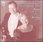 Ravel: Two Sonatas; Berceuse; Tzigane